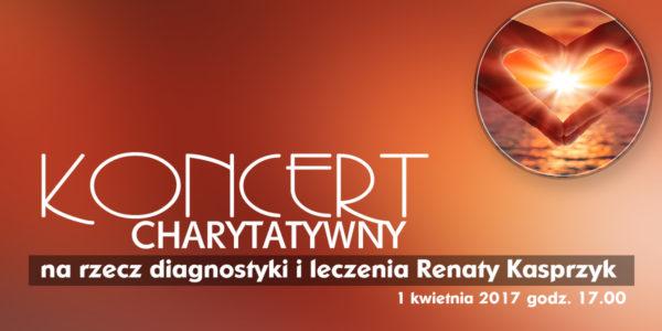Zaproszenie na koncert charytatywny!
