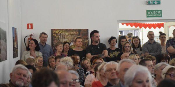 Relacja z koncertu charytatywnego dla Renaty Kasprzyk w TV Gawex