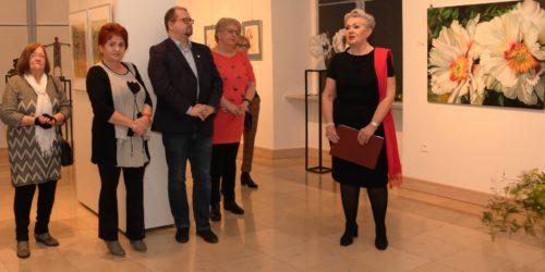 Wernisaż Wystawy Poplenerowej w CK Zamek w Szczecinku